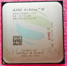 Buy Free X4 651 X4 651K X4-651 X4-651 3.0GHz 100W Quad-Core CPU Processor AD651KWN43GX AD651XWNZ43GX Socket FM1/905pin for $18.88 in AliExpress store
