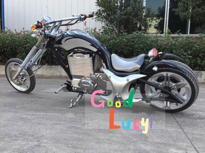 Chopper Style Electric Bike 3000W 72v
