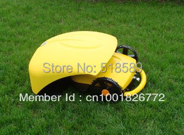 alibaba hot sale lawn robot lawn mower black robot lawn mower with good quality Home Appliances(China (Mainland))