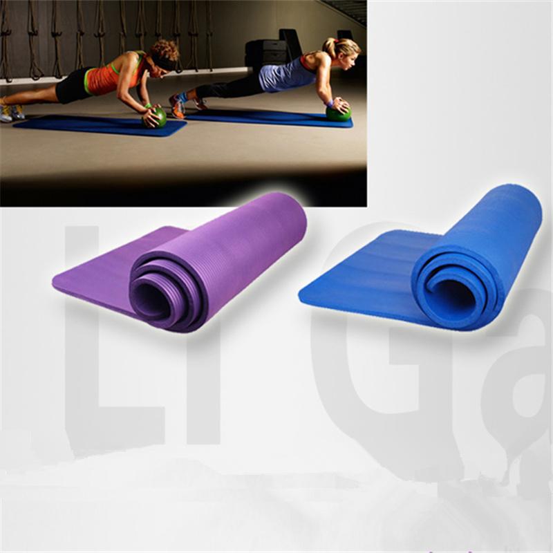 hot tapete para yoga exercise sport mattress 15mm mat for