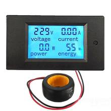 Free Shipping 100A Power Monitor Module AC Meter Panel