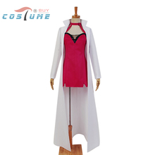 Buy Ai Tenchi Muyo!Washu Lab Scientist Uniform Outfit Coat Jacket Short Dress Anime Halloween Cosplay Costumes Women Custom Made for $59.00 in AliExpress store