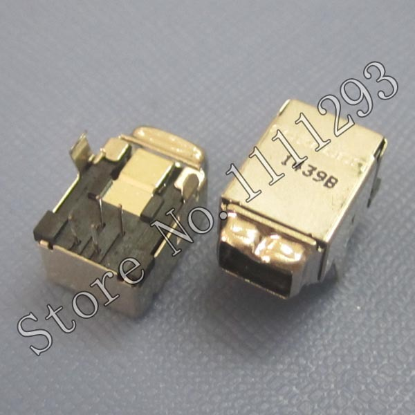 5pcs/lot 1394 Firewire Jack female 1394 socket connector for Asus Lenovo etc Laptop FireWire(China (Mainland))