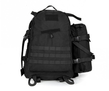 Outdoor sports Military 3D Tactical Assault 3Day Backpack With Zipper Bag Black Cool