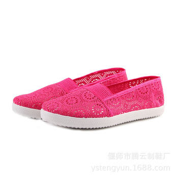 free shipping women shoes flat shoe hole shoes net surface breatherbale 2015 summer spring new style single shoes 17 sy