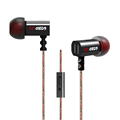 KZ ED9 Super In Ear Music Earphone With dj eardphones HIFI Stereo Earbuds Noise Isolating Sport