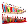 Kids Wooden Toys Child Abacus Counting Beads Maths Learning Educational Toy Math Toys Gift FCI