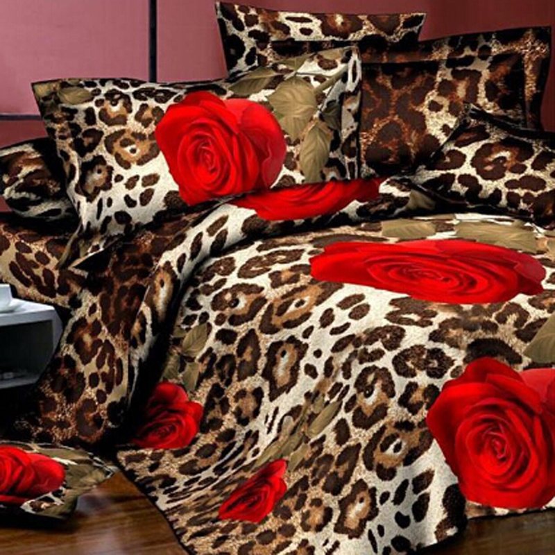 online kaufen gro handel rote rose bettw sche aus china rote rose bettw sche gro h ndler. Black Bedroom Furniture Sets. Home Design Ideas