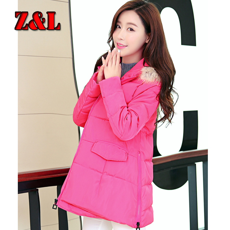 arrived~Winter fashion jackets pregnant women thicker Turn pocket side zipper maternity cotton coats&outerwear - Fashion clothing store