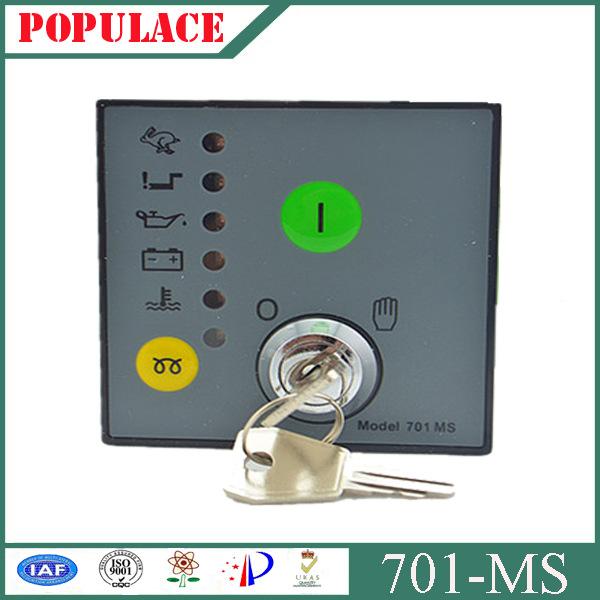 [SA] DSE701 MS/AS diesel generator automatic start controller module Key panel circuit board factory direct --2PCS/LOT<br><br>Aliexpress
