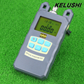KELUSHI Fiber Optic Optical Power Meter Cable Tester Networks With FC SC connectors 70 10dBm