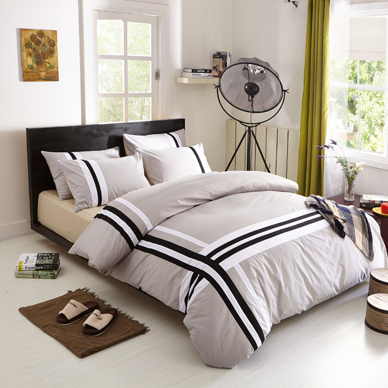 100 cotton adult kids bedding set fashion casual bedding sets bed