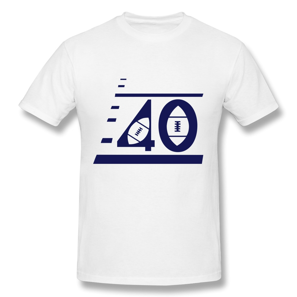 Custom 100 Cotton T Shirt Boy Custom Football Jerseys