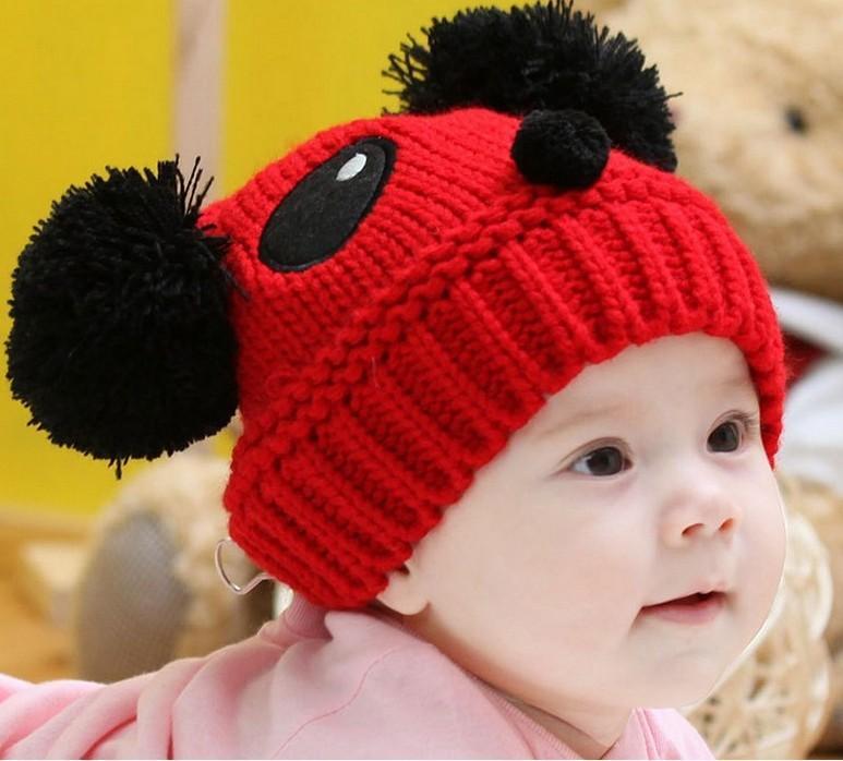 Cool Anime Hats Animal Panda Baby Hats And