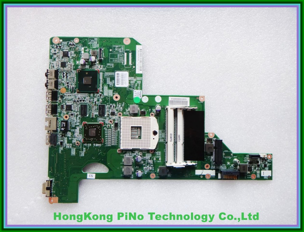 Stock Free Shipping G62 G72 Netebook Motherboard For hp 615381-001 512M HM55 100% Tested 60 days warranty(China (Mainland))