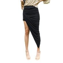 2014 NEW ARRIVALS Irregular fashion high waist skirt 18