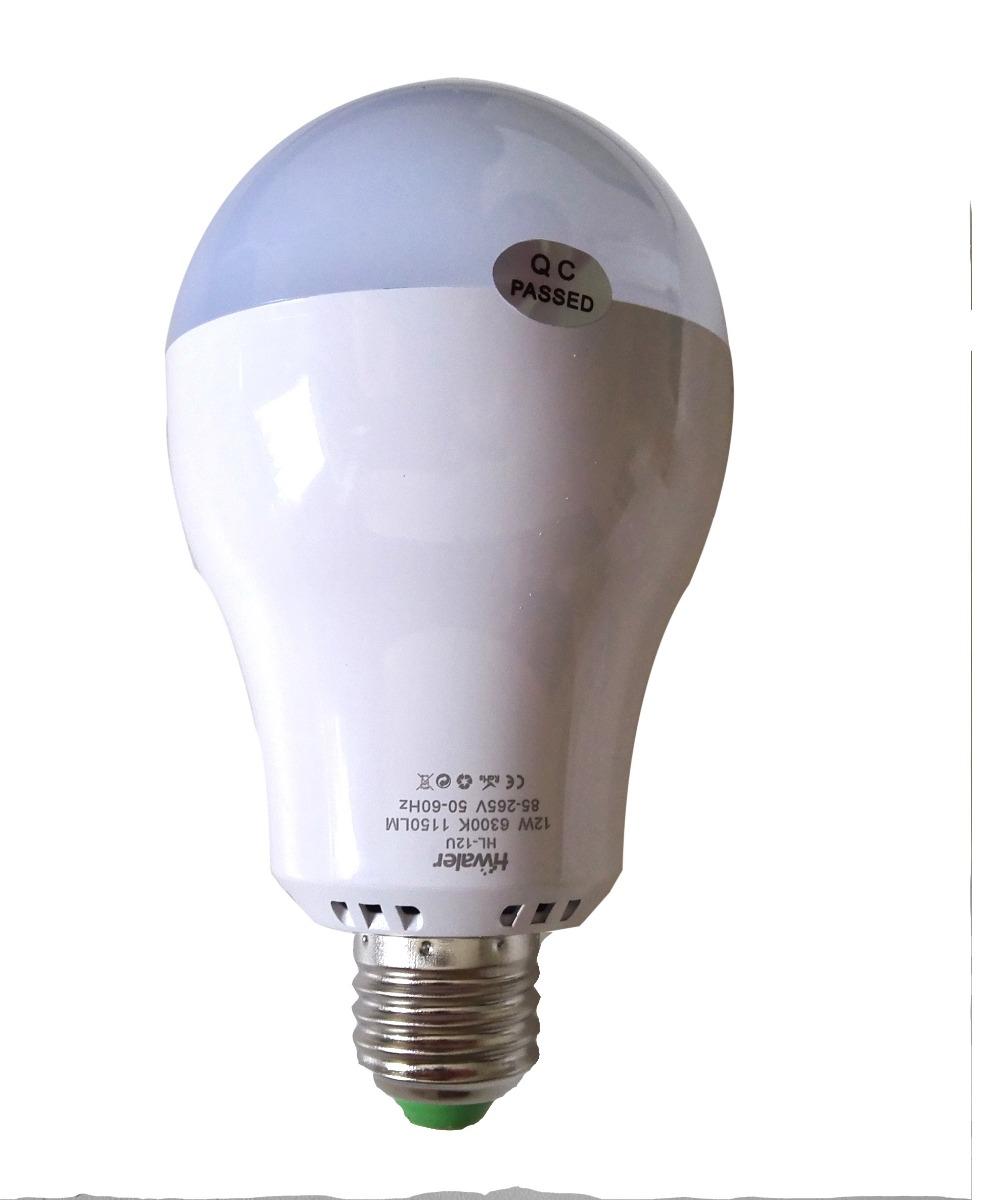 Led Smart Emergency Lamp Led Bulb Led E27 Bulb Lights Light Bulb Energy Saving 12w After Power