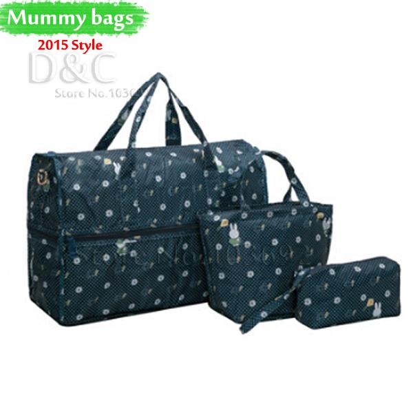 2015 New Multifunctional bolsa maternidade baby diaper bags baby nappy changing pad Backpack Messenger bags ladies handbag Hobos<br><br>Aliexpress