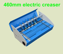 110/220V 18inch 460mm Electric Creaser Scorer Perforator Cutter 3 Function Paper Cutting Creasing Perforating Machine