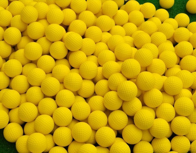 golf practice balls indoor golf brand golf balls factory direct YB002 free shipping(China (Mainland))