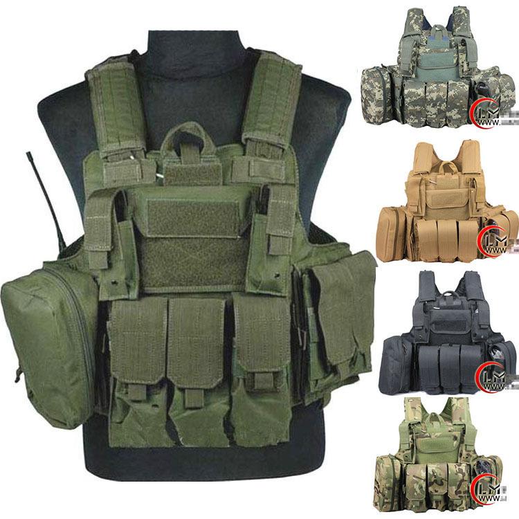 Защитная одежда Tactical vest airsoft 3d 2017 new colete tatico loja artigos militares airsoft tactical vest leapers law enforcement molle swat schutzweste 2 color
