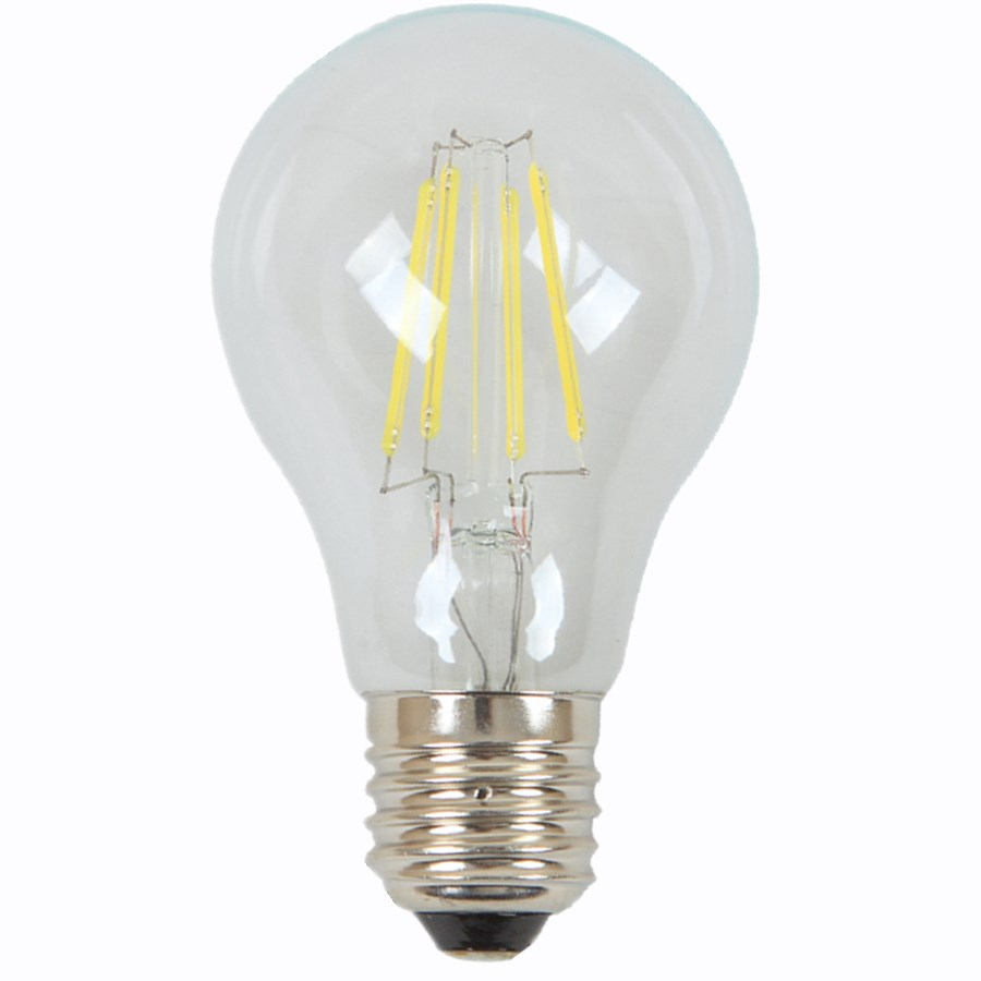 Best LED bulb filament b22 e27 4W 6W AC 220v 230v indoor glass 5A lamp warm cool natural white 100% safety top sale new 2016(China (Mainland))