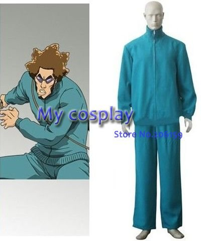 Anime Bleach Cosplay - Bleach Love Aikawa Men's Cosplay Costumes for Halloween/Cosplay party Freeshipping(China (Mainland))
