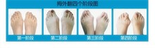 Hot selling seperating gel bunion shield Toe Separators Stretchers Bunion Protector Straightener Corrector pedicure foot care