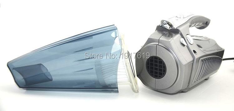 2015 best price NEW Portable Car vacuum cleaner wet and dry aspirador de po dual-use super suction 120W aspirador de po portatil(China (Mainland))