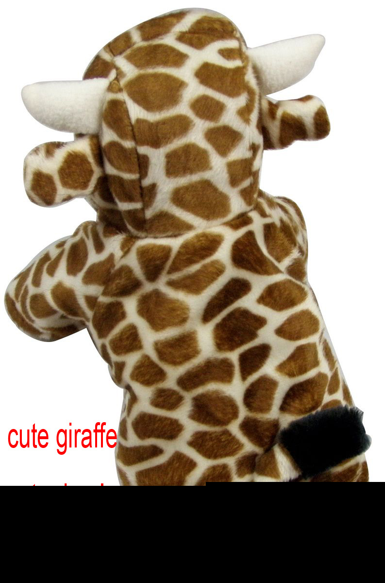 Pet clothes animals giraffe shape pet clothing dogs four sizes S-XL hat cat puppy dog clothes Perro abrigo.