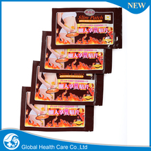 Free Shipping, 300pcs (1bag=10pcs) Magnetic Slimming Patches Fat Burning Weight Loss Products
