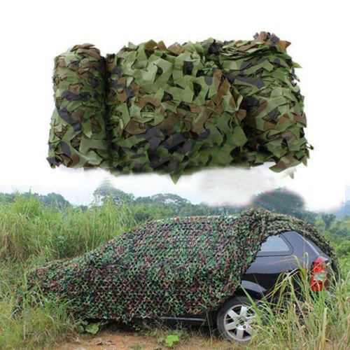 Good deal 4m x 1.5m Army Hide Net Camouflage Shooting Hunting Oxford Fabric Camo Camping<br><br>Aliexpress