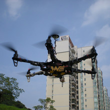 Free shipping!!!WST DIY F550 Entry-level Hexrcopter 6-axis with camera for RC aeromodelling Novice rookie  players