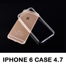 For Apple iphone 6 case 4.7 inch (Color: very transparent,Delicate and beautiful)
