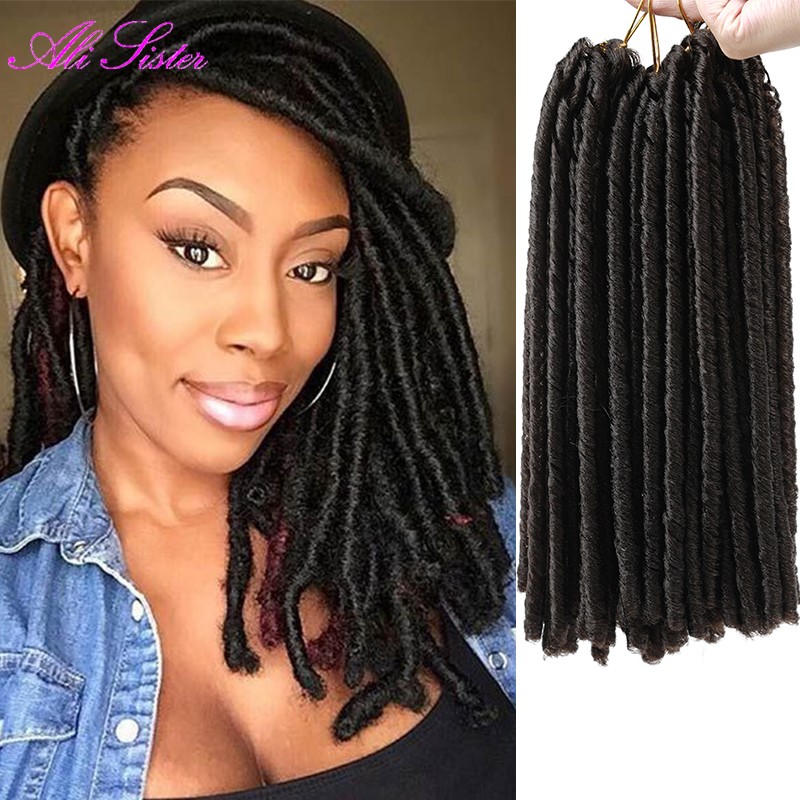 Crochet Faux Locs : Dreadlocks Hair Color Promotion-Shop for Promotional Dreadlocks Hair ...