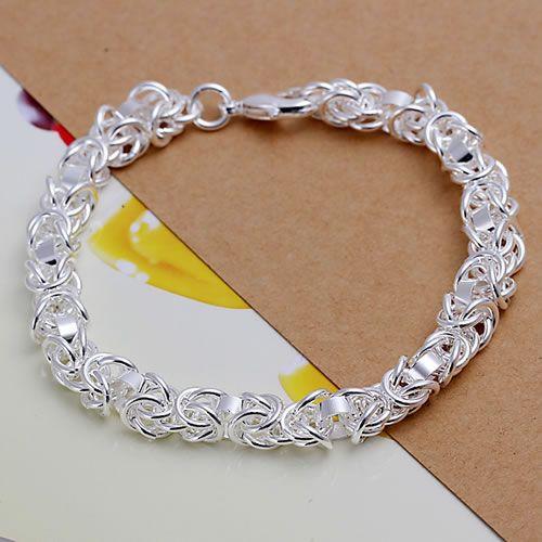 Браслет-цепь OEM H073 925 , 925 /abxaitea fzpaoqwa bracelet браслет цепь hot 925
