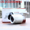 Free shipping DS 2CD2042WD I English version 4MP IR Bullet Network Camera P2P ip security CCTV