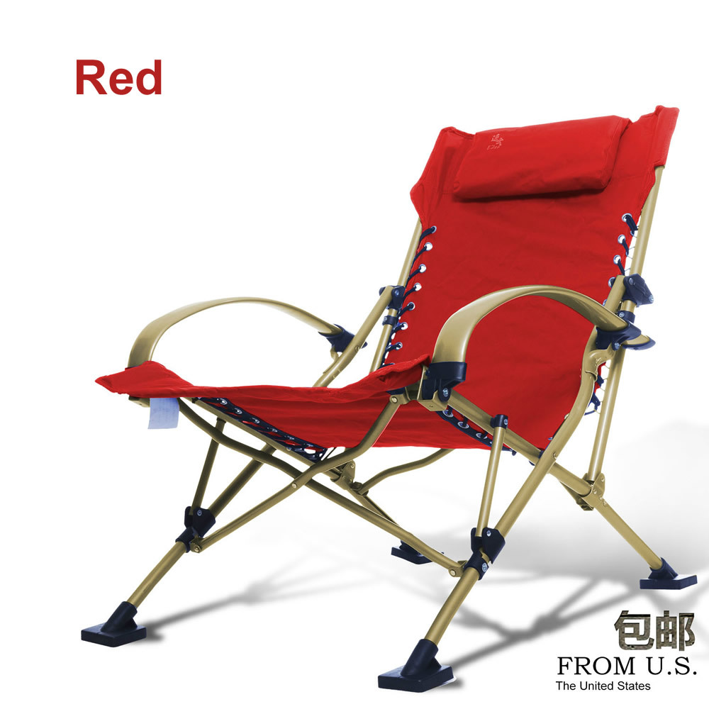 Fishing Chairs Beach Chair Portable Folding Chair Aluminum Folding Outdoor Ch