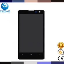 2015 hot slaes original new Repair Parts LCD display Digitizer touch screen panel Assembly black  For Nokia Lumia 1020