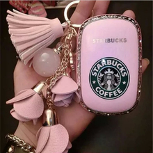 Luxury fashion Diamond starbuck Power Bank 12000mAh High Quality External Challenge Po mobile Powerbank portable battery