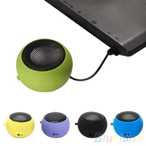 Mini Portable Hamburger Speaker Amplifier For iPod iPad Laptop iPhone Tablet PC 2ESK(China (Mainland))