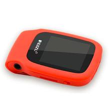 2015 New sport Clip mini MP3 Player 4GB storage 1.5 Inch Screen Original RUIZU X09 With FM,E-Book,Clock,Data Free Shipping(Red)
