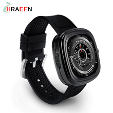 Buy Hraefn M2 Bluetooth Smart Watch Heart Rate Monitor Waterproof Smartwatch iOS apple iphone Android samsung lenovo huawei for $52.28 in AliExpress store