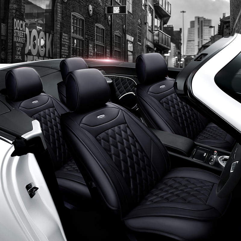 Volkswagen Jetta  Car Seat Cover Faux Leather