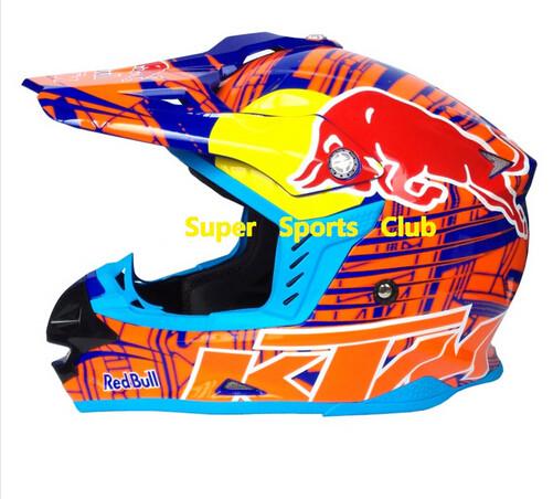 2016 Brand KTM Motocross Helmet,Professional Rally Racing Helmets,Men Off-Road Dirt Bike Capacete ECE Moto Casco(KTM)