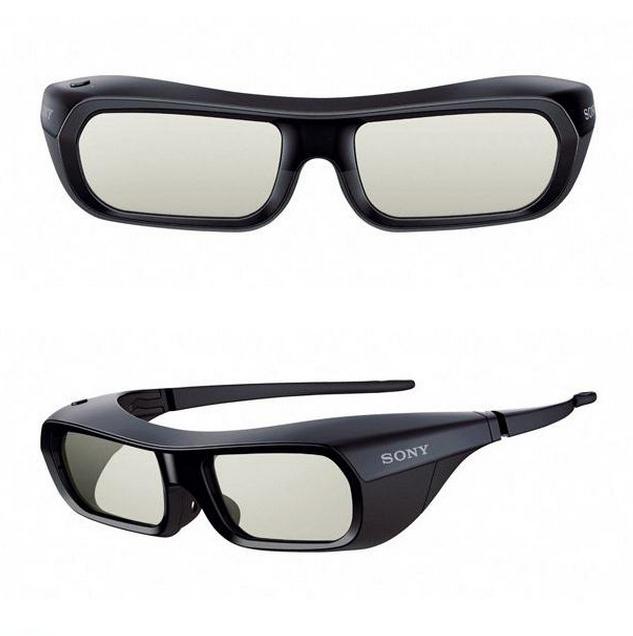 Active Sutter 3D glasses USB recharge TDG-BR250/B for Sony TV set tdg br250(China (Mainland))