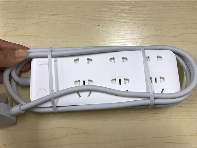 image for New APP Control Original Xiaomi Mijia Smart Power Strip Intelligent 6