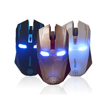 2015 New Best Cheap Wireless Mouse 2.4G Microsoft 2000 DPI Optical Gaming USB Notebook Smart Black ABS Cordless Mouse(China (Mainland))