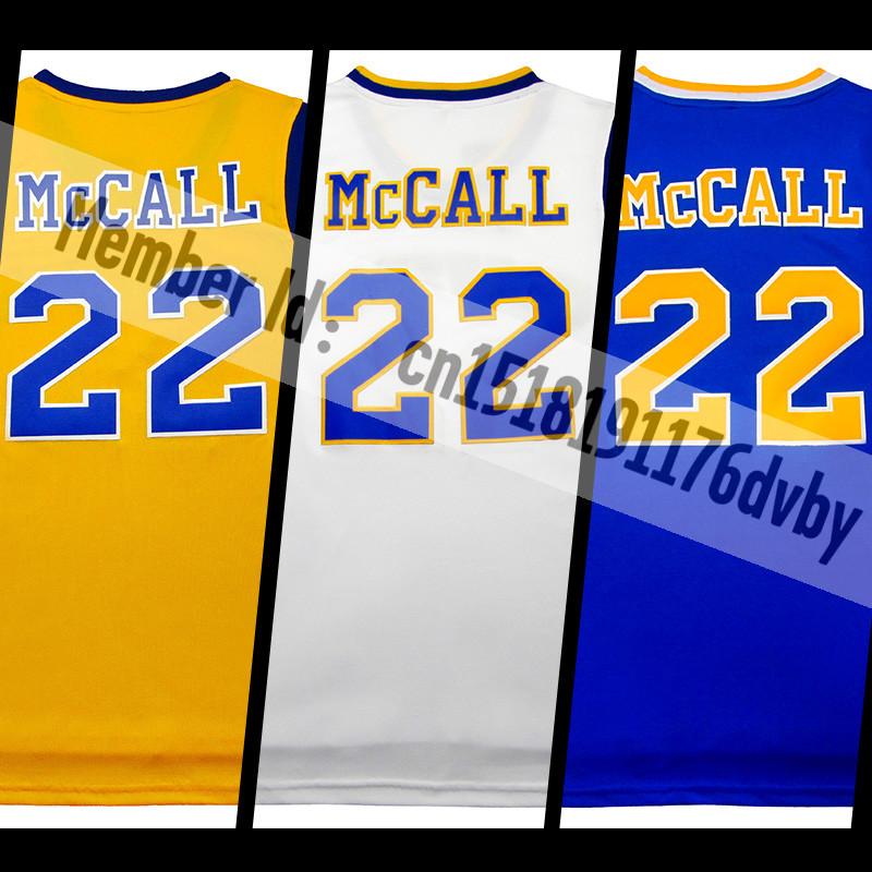 Love & Basketball movie McCall #22 Basketball jersey,100% stitched jerseys, cheap wholesale jerseys, free shipping S - XXL(China (Mainland))