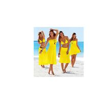 SWIMMART Matches Bikini Multi wears Convertible Cover ups Summer Beach Dresses for Women(China)